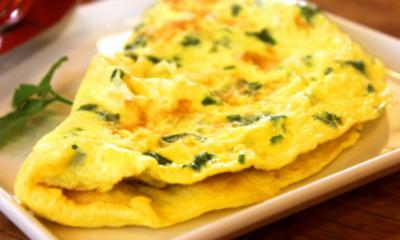 omlet sa koprivom